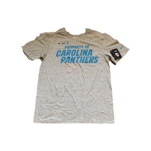 Carolina Panthers Nike Men's Property Of Shirt